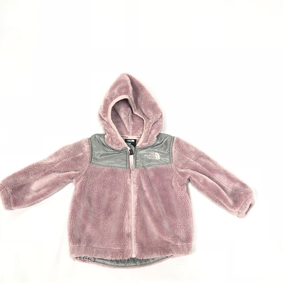 c1dbf6f73 THE NORTH FACE🛍 baby Oso Hoodie Coat Purdy Pink